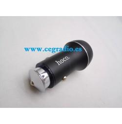 HOCO Z7 2.4A Cargador Rápido Coche Dual USB