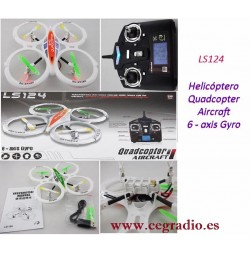 Quadcopter 6 Axis GYRO M1