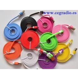 Cable de USB a Micro USB 2m