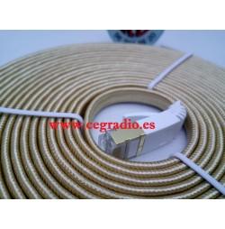 5 m Cable de Red Ethernet Cat 7 RJ45 Blindado de cobre Puro Vista Superior