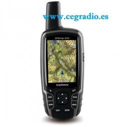 Garmin GPSMap 62st