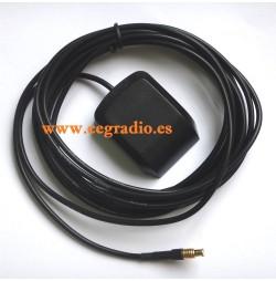 Antena GPS MCX