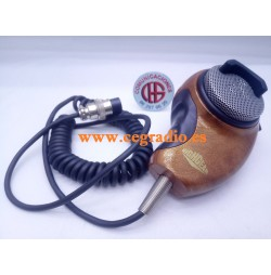 Micrófono CB Cobra HG-M84W 6 Pin con cancelación de ruido