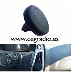 Soporte Iman 360º Rejilla coche panoramica imanes