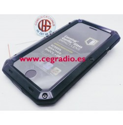 Funda teléfono Armadura de aluminio Iphone 7/8