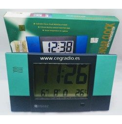 Reloj Oregon Multifuncion Scientific JC818 Vista Completa