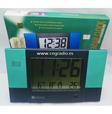 Reloj Oregon Multifuncion Scientific JC818 Vista Completa