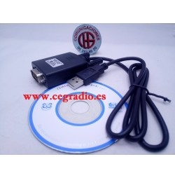 Cable Adaptador Convertidor RS-232 Serie PL2303 A Usb 2.0 Win 7 8