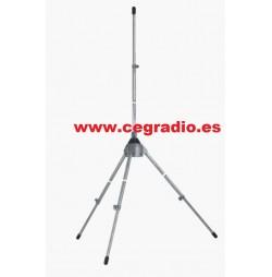 SIRIO GPA 135-175 Mhz Antena Base VHF Vista Completa