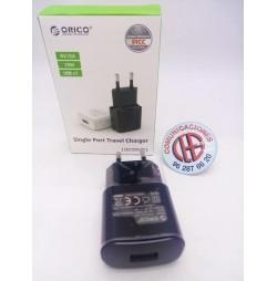 ORICO Cargador 230V USB WHA 2Amp Vista Completa