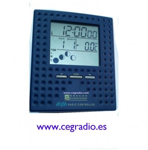 Oregon Scientific RM883 Reloj Alarma