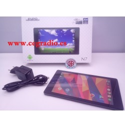 PIPO N7 Tablet MTK8163A 1.5 GHz Ram 2GB Rom 32GB Bluetooth Vista Completa