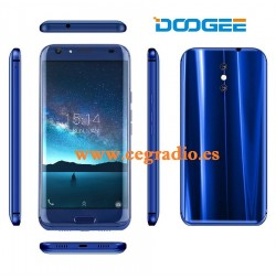 DOOGEE BL5000 Teléfono Movil Bateria 5050 mAh 5,5 Pulgadas FHD RAM 4 GB ROM 64 GB Vista General