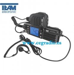 TEAM CB-3225 Emisora Movil CB FX-CB MOBILE 27Mhz Vista General