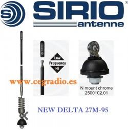 Sirio New Delta 27-M-95 N Vista General