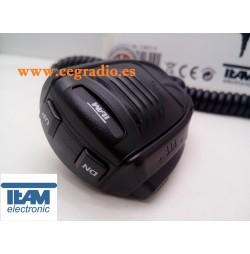 CB-6519 Microfono TEAM De Mano RJ45 Para ANYTONE JOPIX Vista Pulsadores