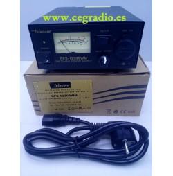 TELECOM RPS-1230-SWM FUENTE DE ALIMENTACION CONMUTADA 30 A Vista Completa