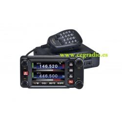 YAESU FTM-400DE Digital VHF UHF Vista Frontal