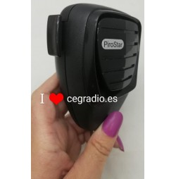 Micrófono de mano PiroStar recambio EN LA MANO
