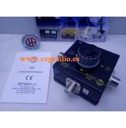 ZETAGI V3 Conmutador Antena Tres Posiciones HF CB Vista General