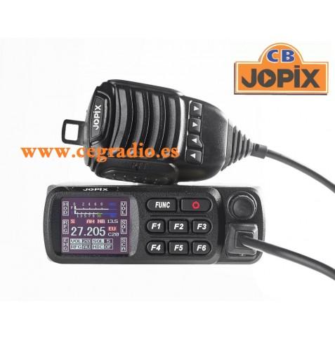 JOPIX AN-2 Emisora móvil de CB 27Mhz Vista General