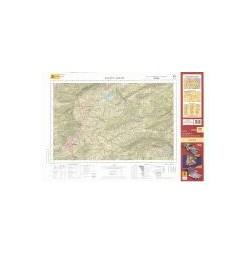 Mapa Militar 821 Alcoy