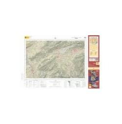 Mapa Militar 486 Ibi