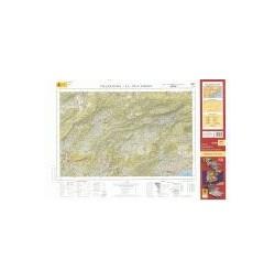 Mapa Militar 847 Villajoyosa