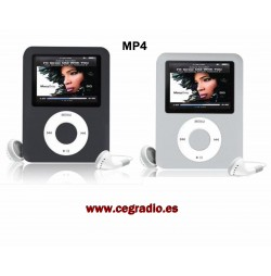 """MP4 de 8 GB y MP3 1.8"""""""