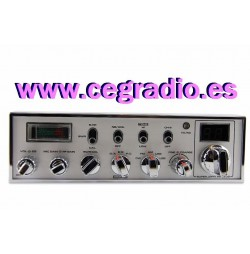 Super Star 3900 Emisora CB 27Mhz Vista Frontal
