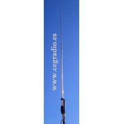 D-Original OUT-250-B ANTENA HF VERTICAL ALUMINIO