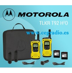 MOTOROLA T92 H2O PMR