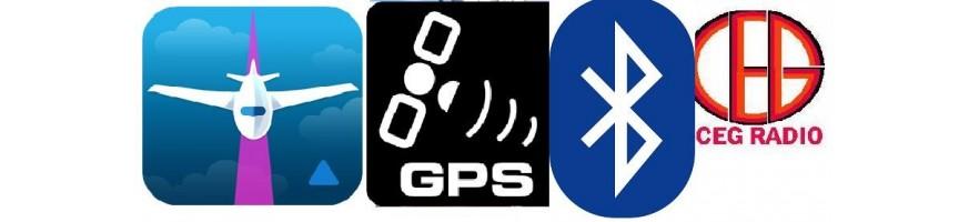 GPS USB BLUETOOTH