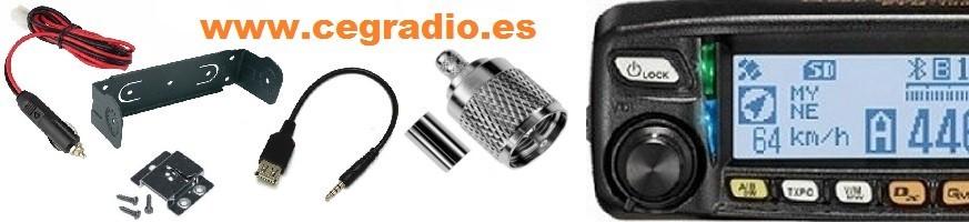 Accesorios Emisoras