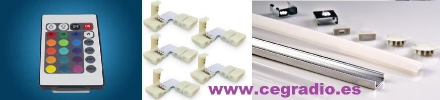 Accesorios LED