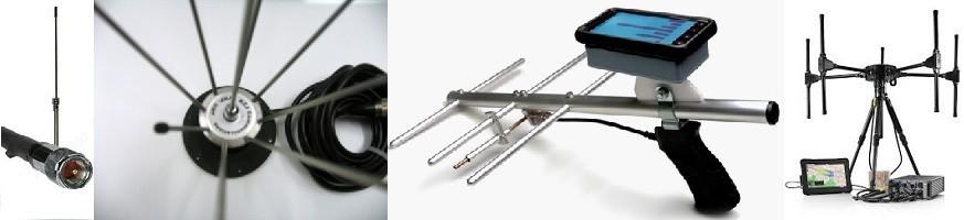 Antenas Móvil Escaner