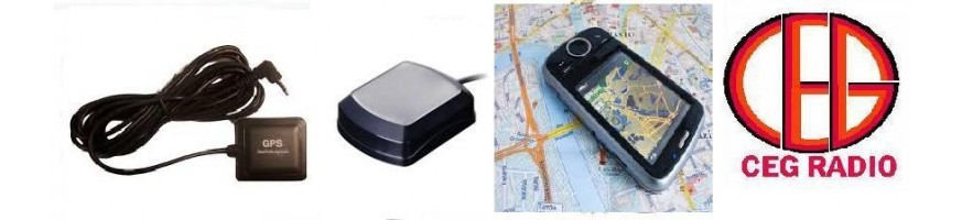 Antenas Móvil GPS