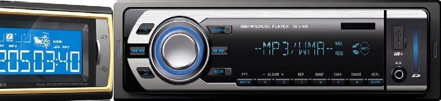AutoRadio MP3 SD USB