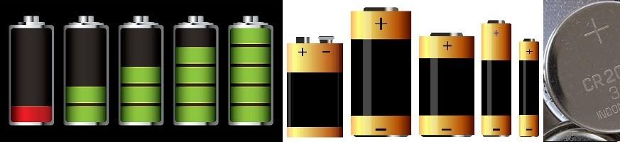 Baterias/Pilas