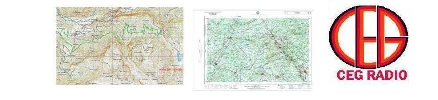 Cartografía/Mapas