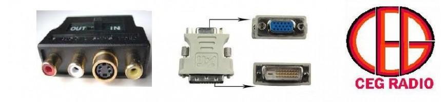 Conectores-Adaptadores